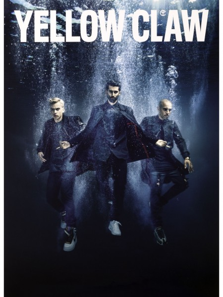 YELLOW CLAW POSTER